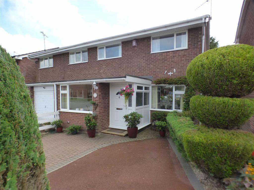 3 Bedrooms Semi Detached House for sale in 99, Ness Grove, Cheadle
