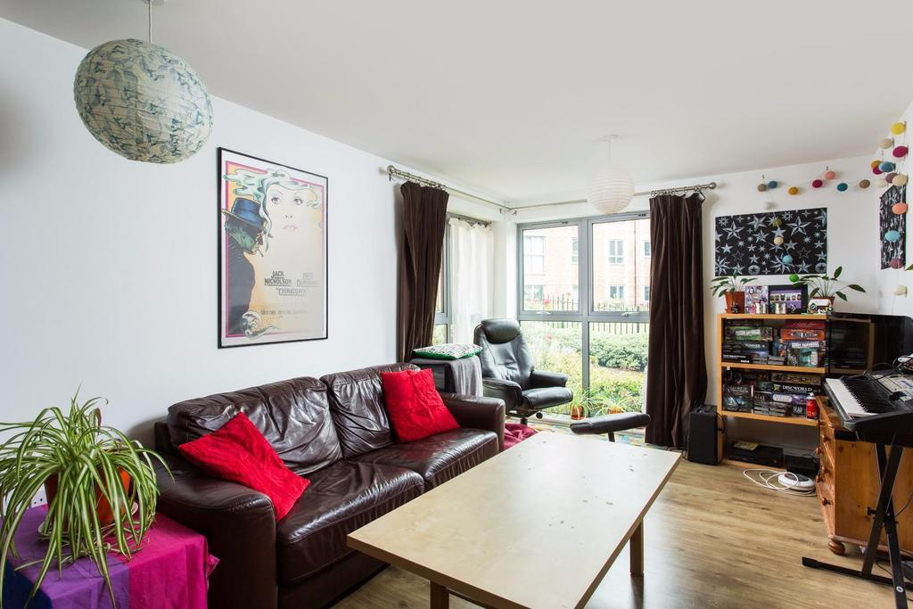 2 Bedrooms Flat for sale in Ramsay House, Heworth, York