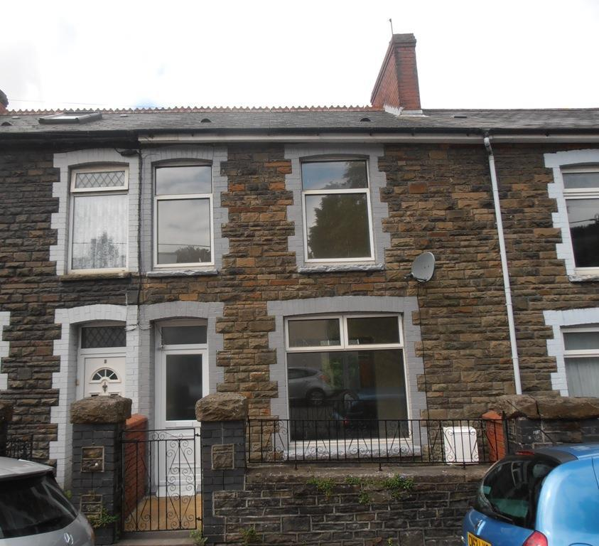3 Bedrooms Terraced House for sale in Greenfield Terrace, Cwmbach, Aberdare