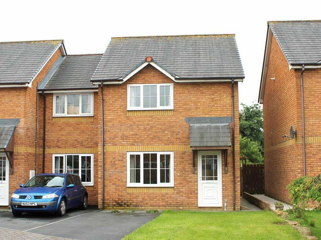 2 Bedrooms Link Detached House for sale in Parc Y llyn, Aberystwyth sy23
