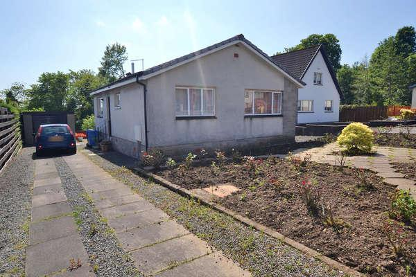 2 Bedrooms Detached Bungalow for sale in 15 West Kirklands Place, Dalry, KA24 5DE