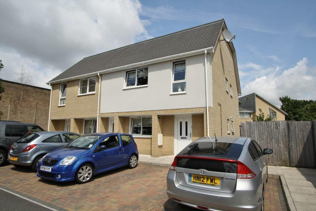 2 Bedrooms Maisonette Flat for sale in College House, Shamblehurst Lane South, Hedge End SO30
