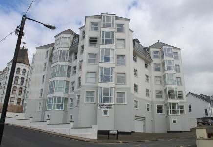2 Bedrooms Apartment Flat for sale in Apt 1d Princess Towers, Port Erin, Isle of Man, IM9