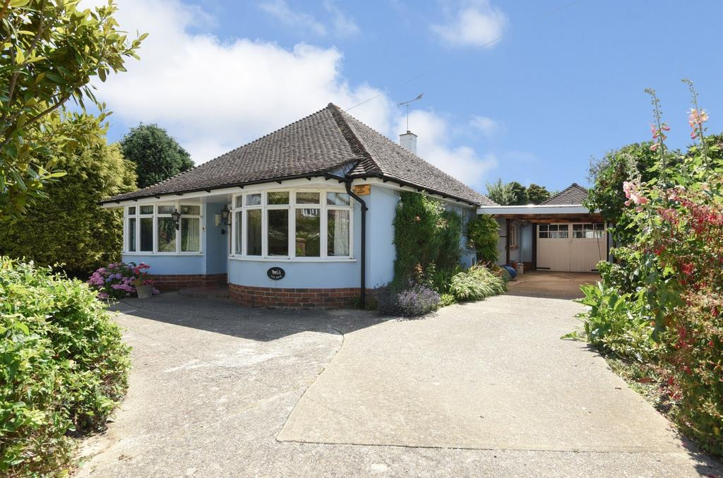 2 Bedrooms Detached Bungalow for sale in Bucksham Avenue, Bognor Regis, PO21