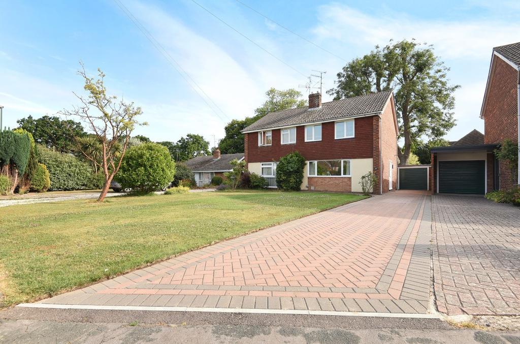 3 Bedrooms Semi Detached House for sale in Collingwood Road, Horsham, RH12