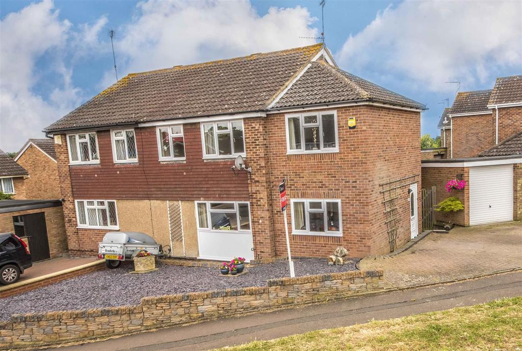 4 Bedrooms Semi Detached House for sale in St. Johns Avenue, Northampton