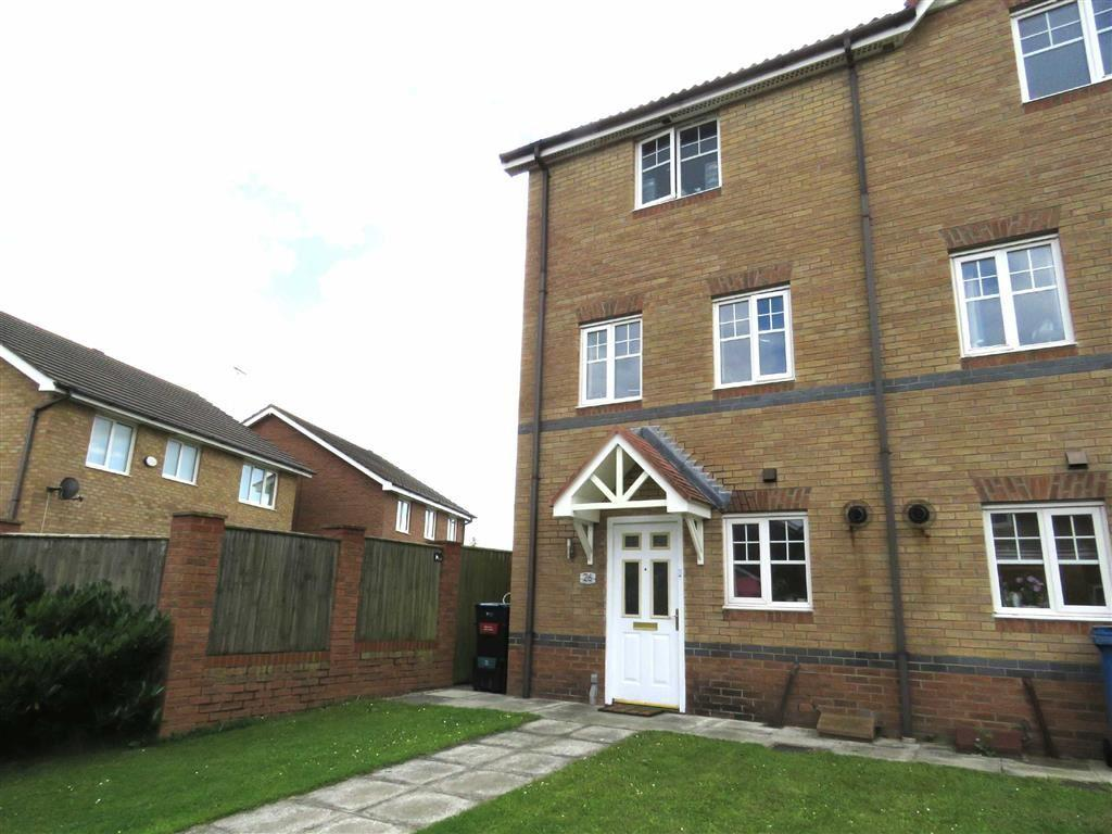 3 Bedrooms Terraced House for sale in Bloom Avenue, Nr Wrexham, LL11