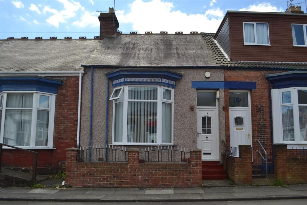2 Bedrooms Cottage House for sale in Dene Street, Pallion, Sunderland