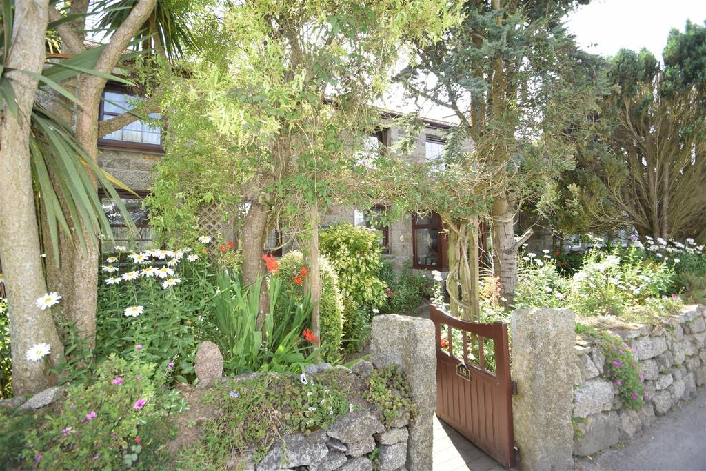 3 Bedrooms Cottage House for sale in Trebarvah Road, Constantine, Falmouth