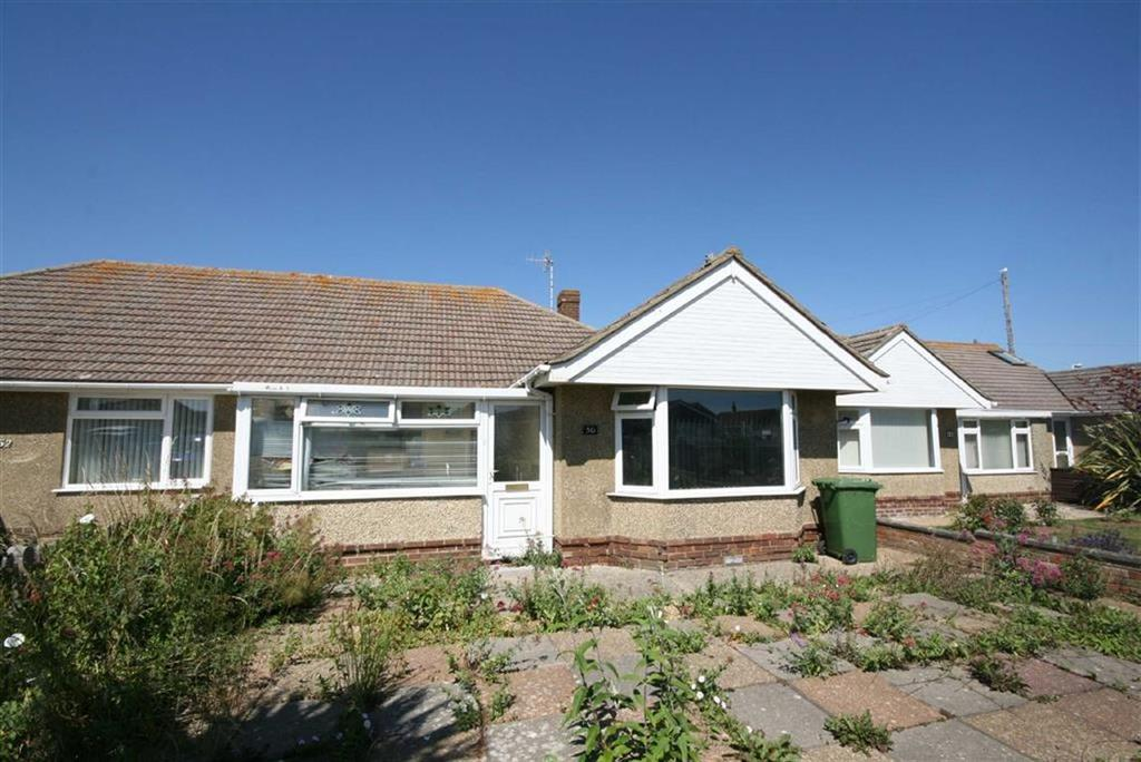 2 Bedrooms Semi Detached Bungalow for sale in South Coast Road, PEACEHAVEN