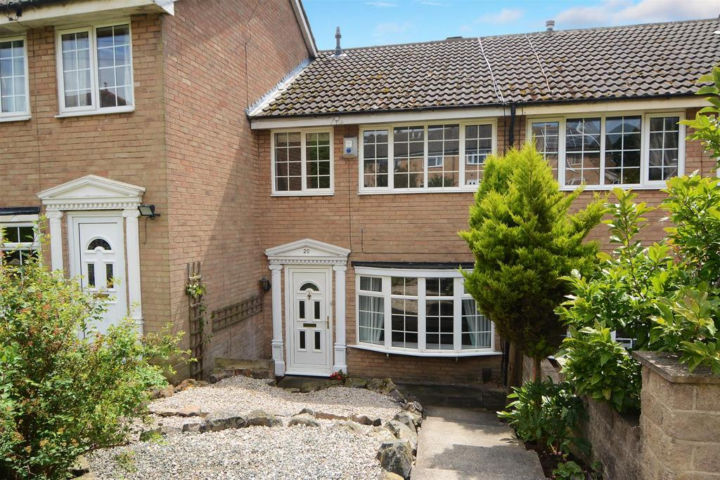 3 Bedrooms Town House for sale in Aire Grove, Yeadon, Leeds