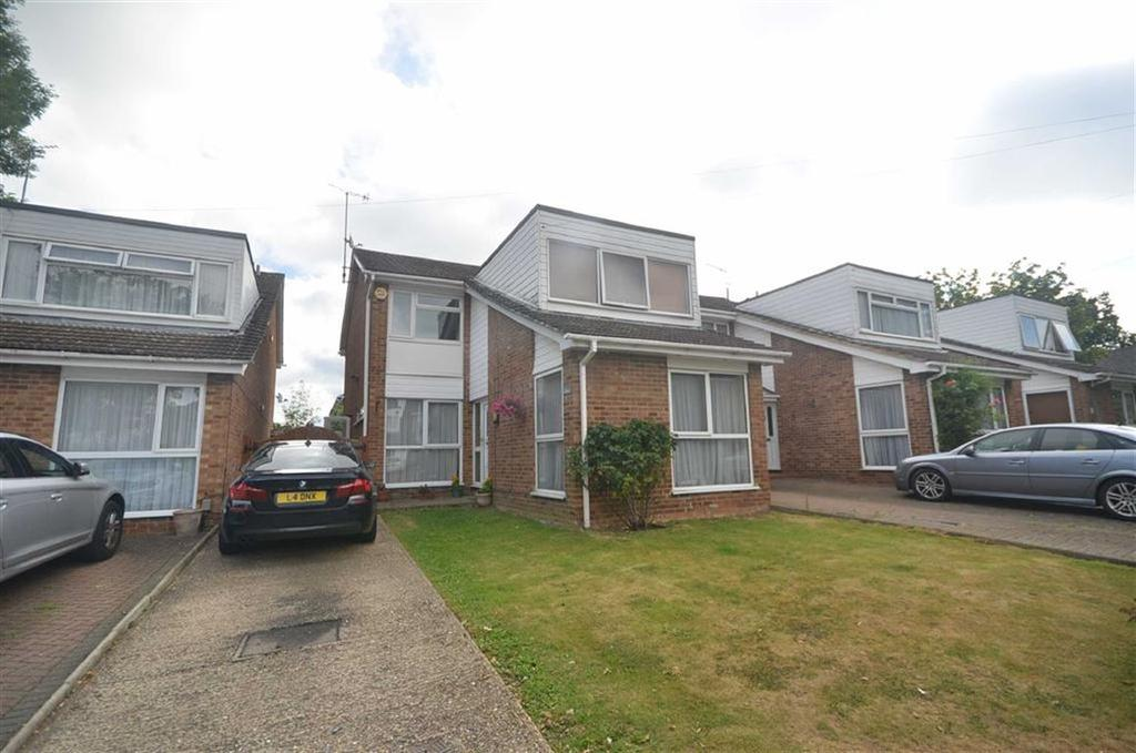 4 Bedrooms Detached House for sale in Hyburn Close, St Albans