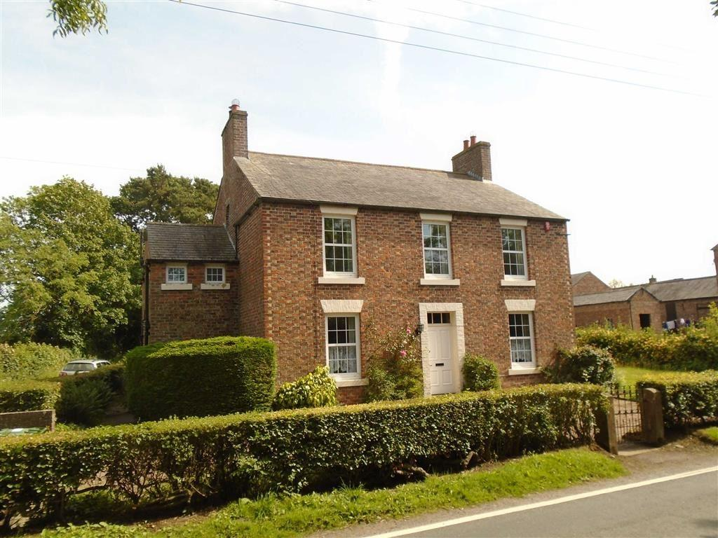 4 Bedrooms Detached House for sale in Kirkbride, Wigton, Cumbria