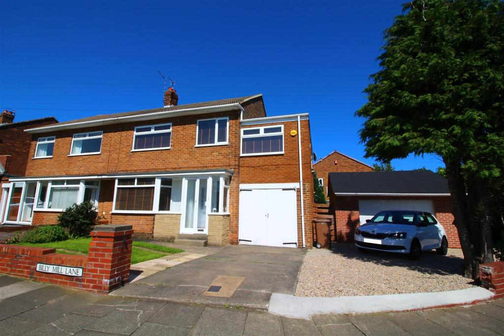 3 Bedrooms House for sale in Billy Mill Lane, North Shields