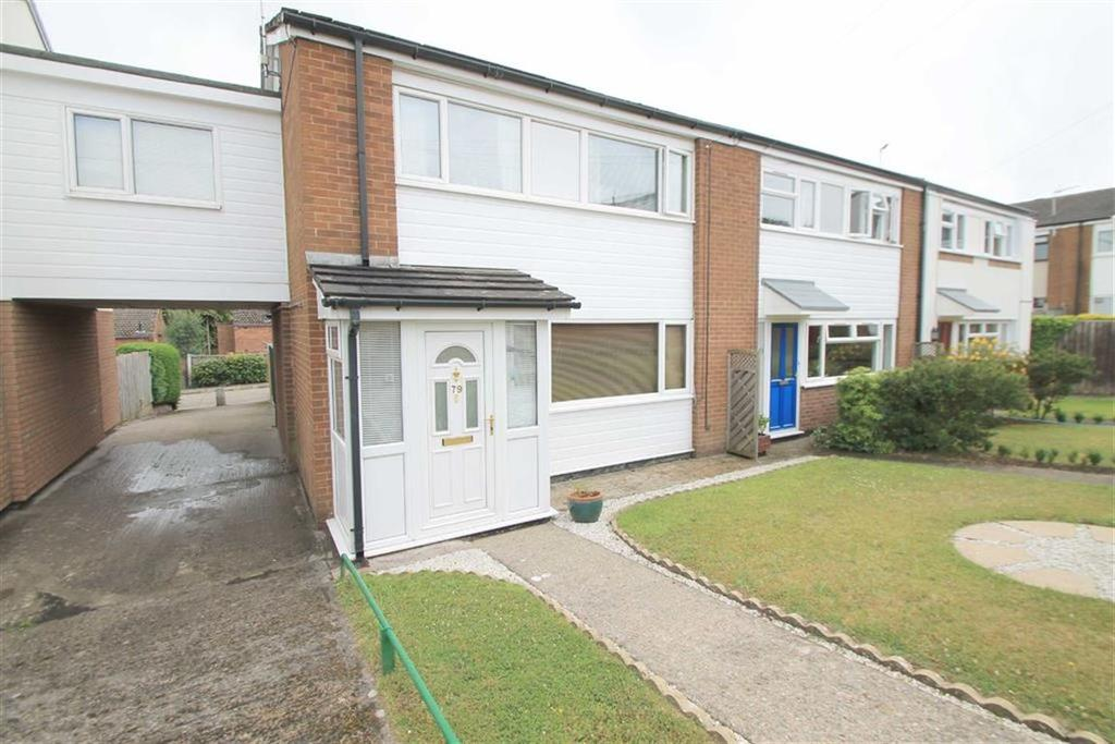4 Bedrooms Semi Detached House for sale in Acton Park Way, Wrexham, Wrexham