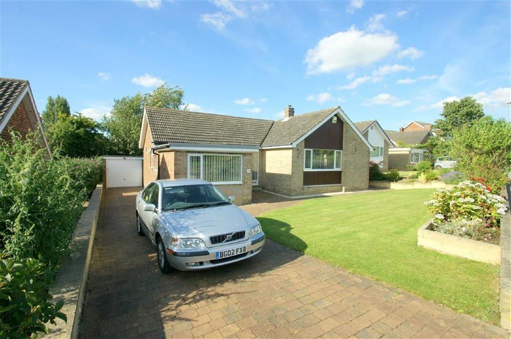3 Bedrooms Detached Bungalow for sale in Templegate Close, Whitkirk