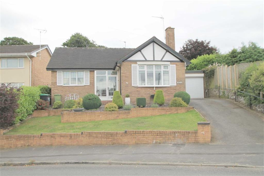 3 Bedrooms Detached Bungalow for sale in Snowdon Drive, Wrexham