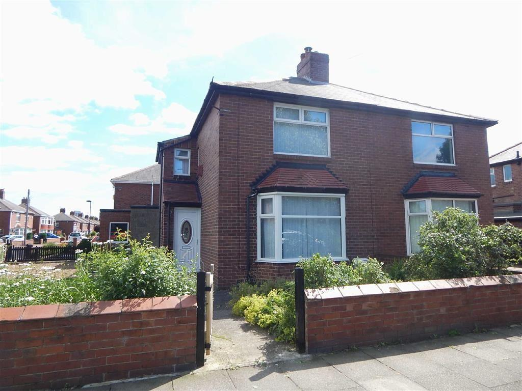2 Bedrooms Semi Detached House for sale in Rutland Road, Wallsend, Tyne And Wear, NE28