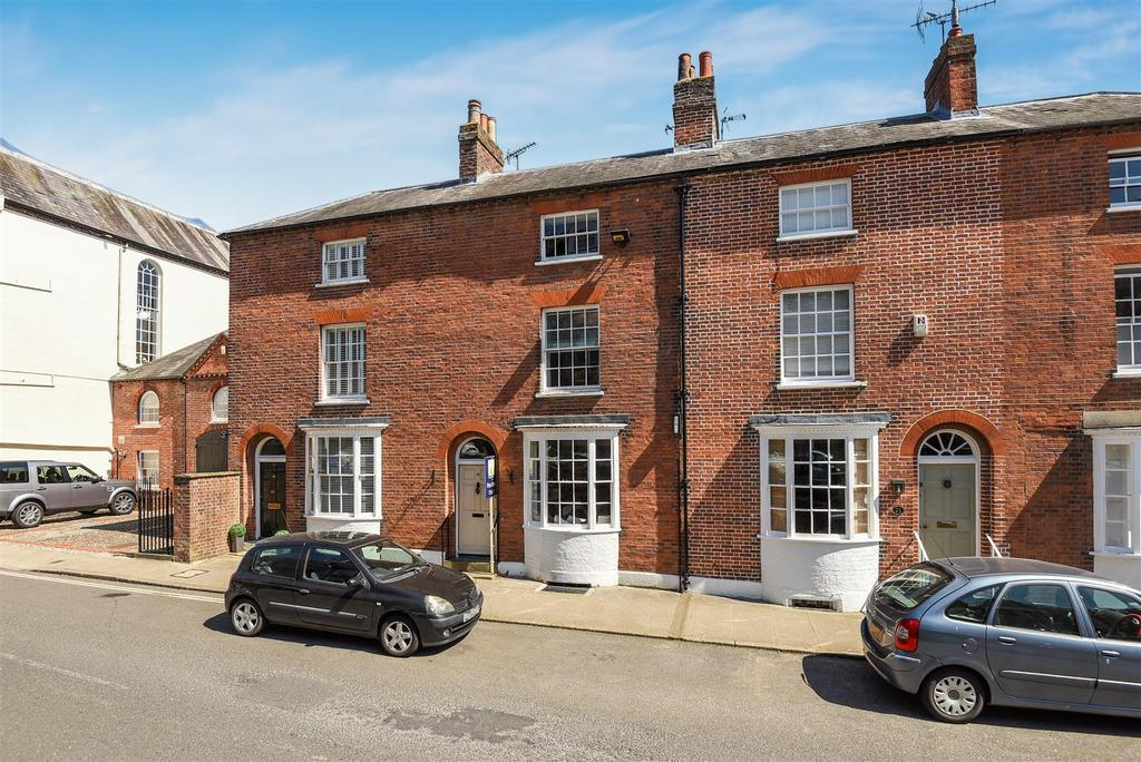 4 Bedrooms Terraced House for sale in Maltravers Street, Arundel