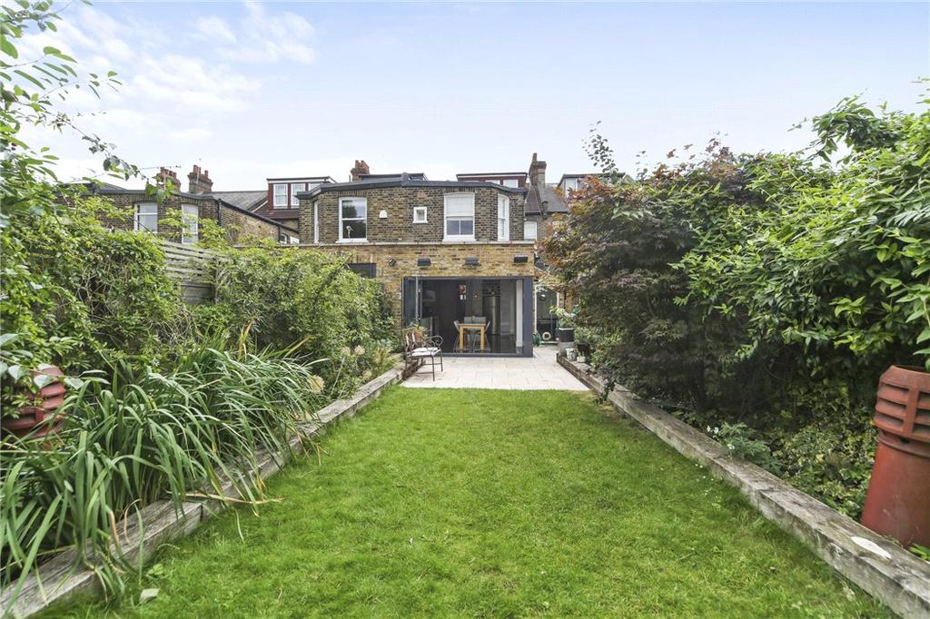 6 Bedrooms Terraced House for sale in Harvist Road, Queen's Park, London, NW6