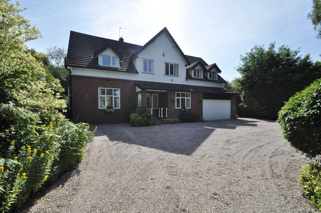 5 Bedrooms Detached House for sale in Hall Moss Lane, Bramhall