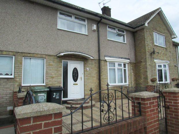 3 Bedrooms Terraced House for sale in WALPOLE ROAD, RIFT HOUSE, HARTLEPOOL