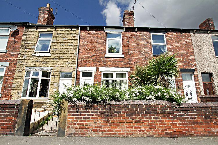 2 Bedrooms Terraced House for sale in Badsley Moor Lane Rotherham South Yorkshire