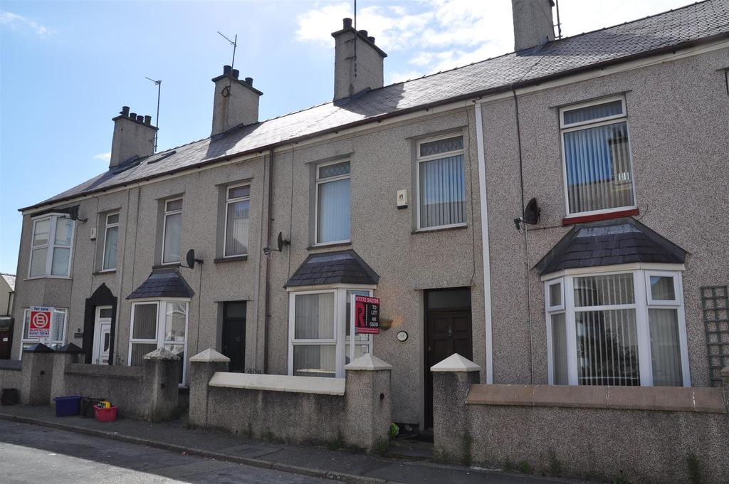 2 Bedrooms House for rent in Leonard Street, Holyhead