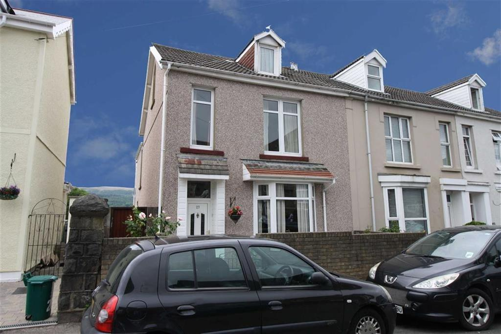 4 Bedrooms End Of Terrace House for sale in Clifton Street, Aberdare, Mid Glamorgan