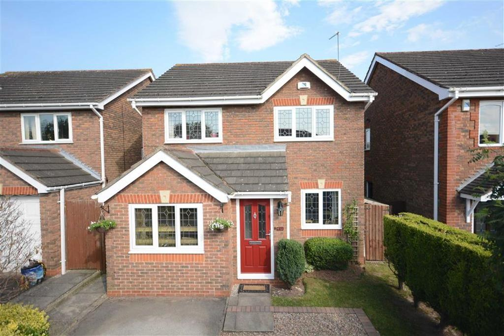 3 Bedrooms Detached House for sale in Glenridding Close, Gamston