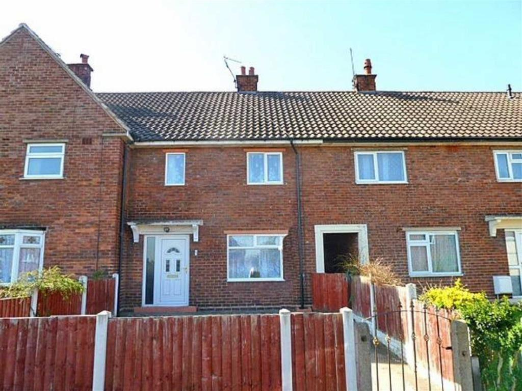 2 Bedrooms Terraced House for sale in Castle Hill Street, Shotton, Deeside