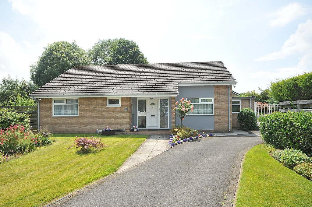 3 Bedrooms Detached Bungalow for sale in Portola Close, Grappenhall