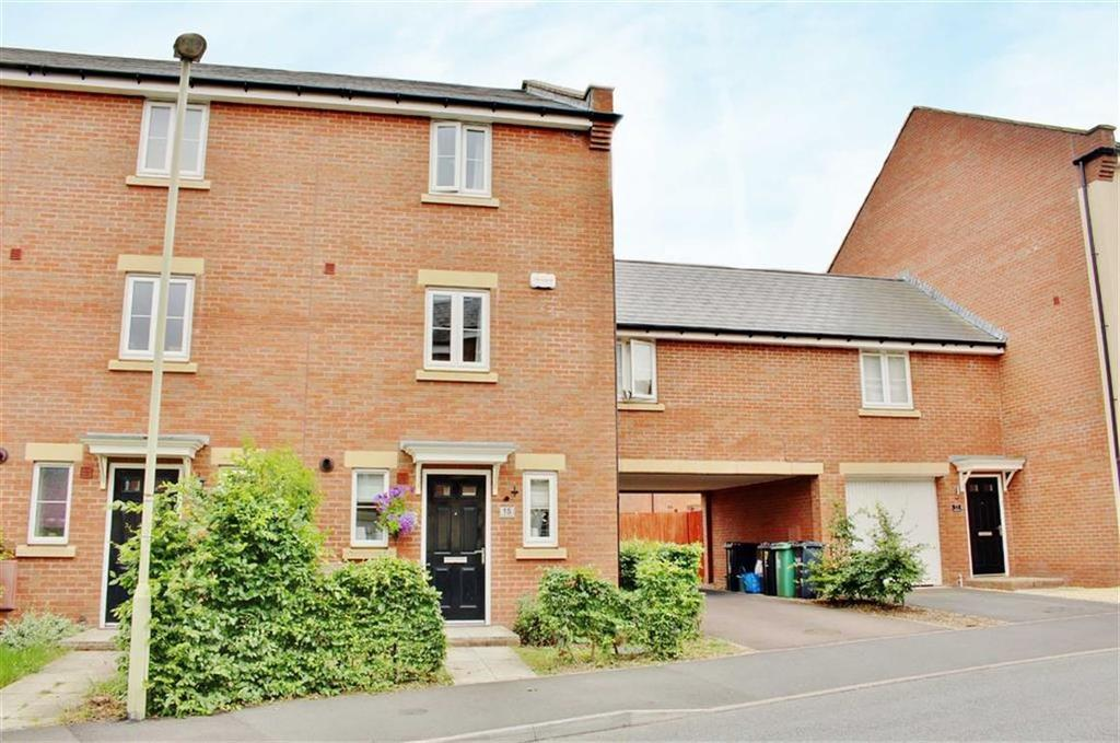3 Bedrooms Town House for sale in Cardinal Drive, Gloucester