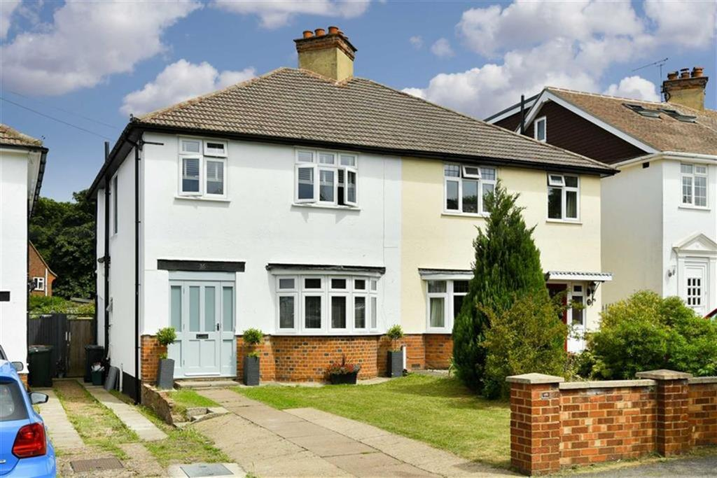 3 Bedrooms Semi Detached House for sale in Salisbury Road, Banstead, Surrey