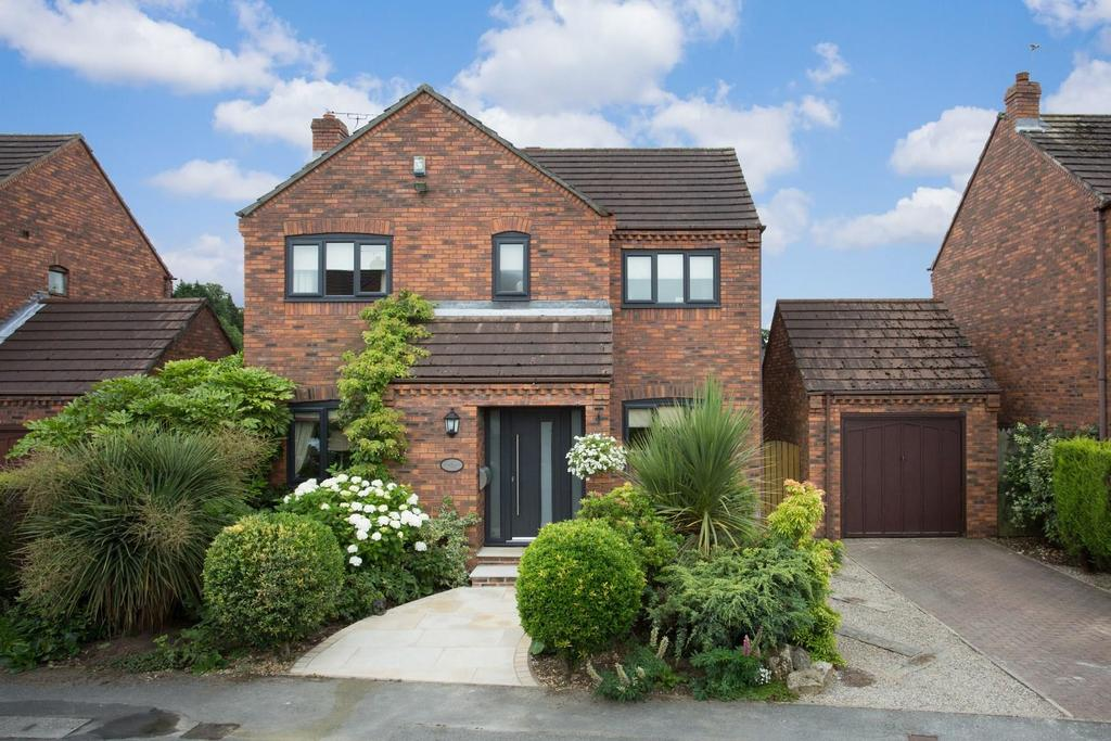 4 Bedrooms Detached House for sale in Manor Farm Close, Carlton, Goole
