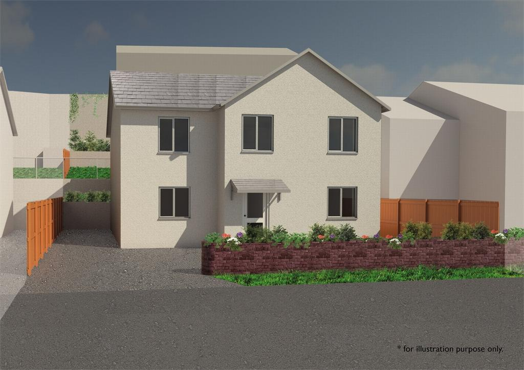 Land Commercial for sale in Development Opportunity at Stradey Hill, Pwll, Llanelli, Carmarthenshire
