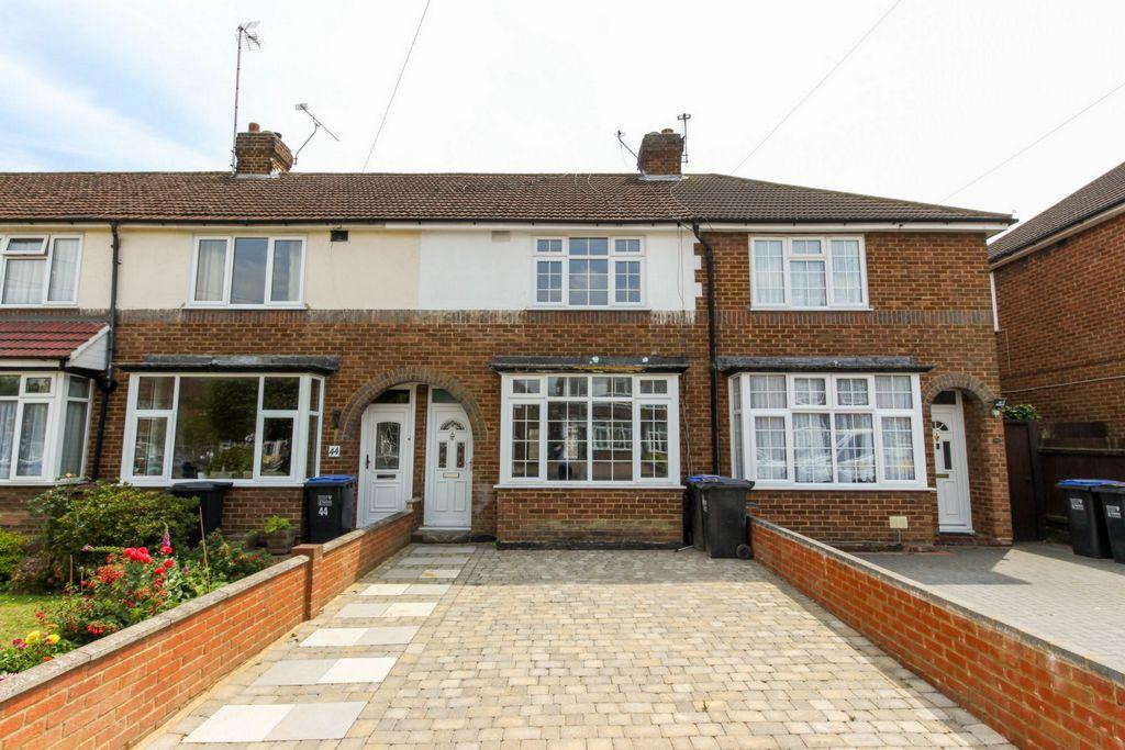 3 Bedrooms House for sale in Heathcote Avenue, Hatfield, AL10