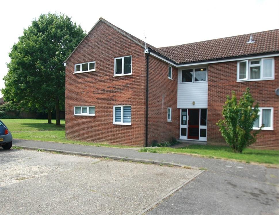 Studio Flat for sale in Gowers End, Glemsford, SUDBURY, Suffolk