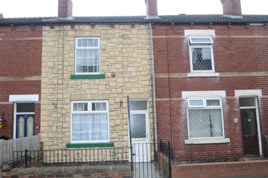 2 Bedrooms Terraced House for sale in SLACK LANE, CROFTON, WAKEFIELD, WF4 1HJ