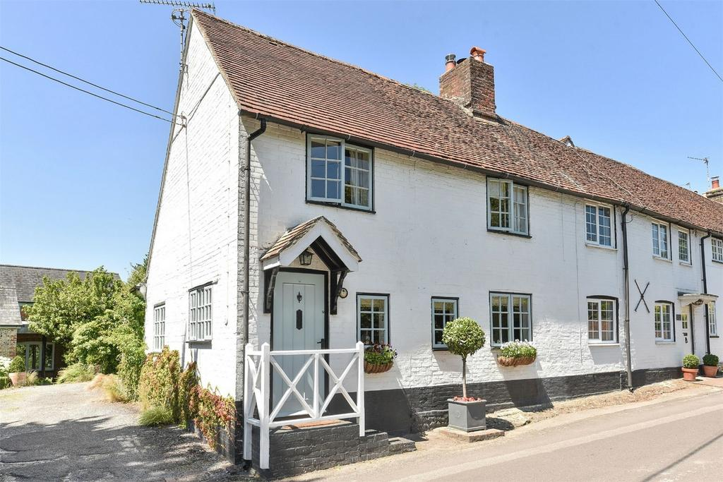 3 Bedrooms Cottage House for sale in Meonstoke, Hampshire