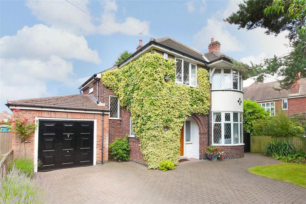 3 Bedrooms Detached House for sale in Shipton Road, York
