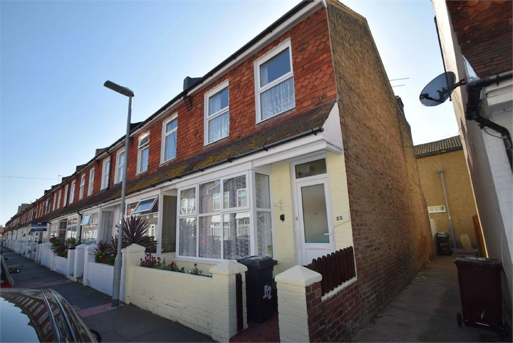 2 Bedrooms End Of Terrace House for sale in Dursley Road, Eastbourne, East Sussex