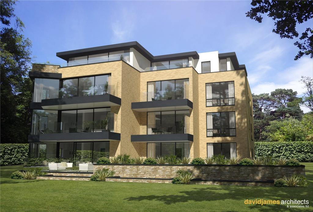 3 Bedrooms Penthouse Flat for sale in Balcombe Breeze, 2a Balcombe Road, Branksome Park, Poole, BH13