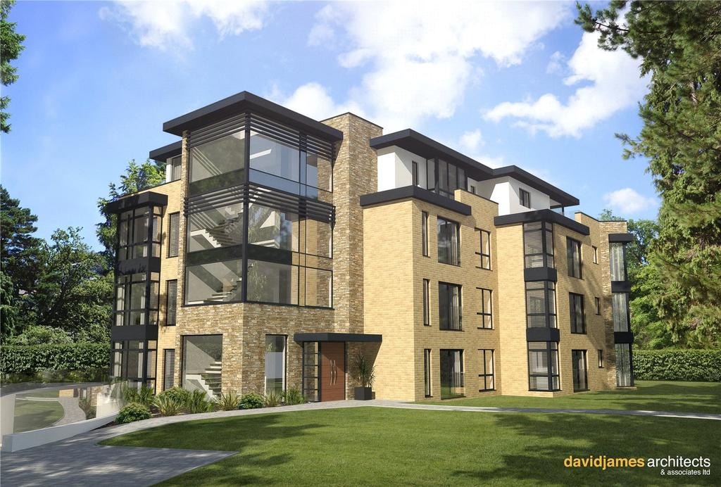 4 Bedrooms Penthouse Flat for sale in Balcombe Breeze, 2A Balcombe Road, Poole, Dorset, BH13