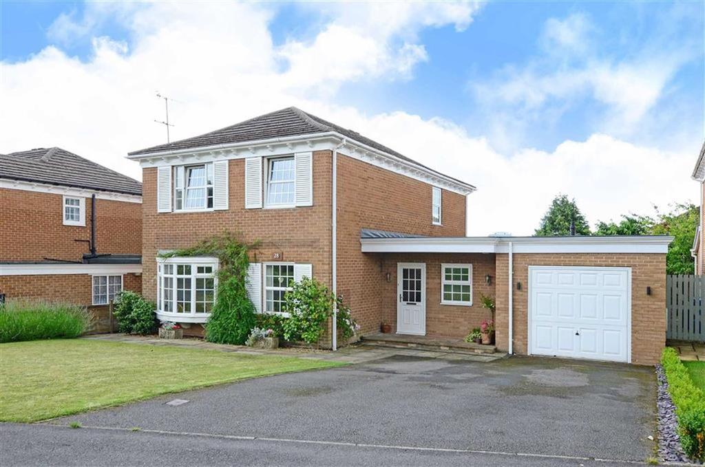 5 Bedrooms Detached House for sale in 28, Wentworth Avenue, Whirlowdale Park, Sheffield, S11