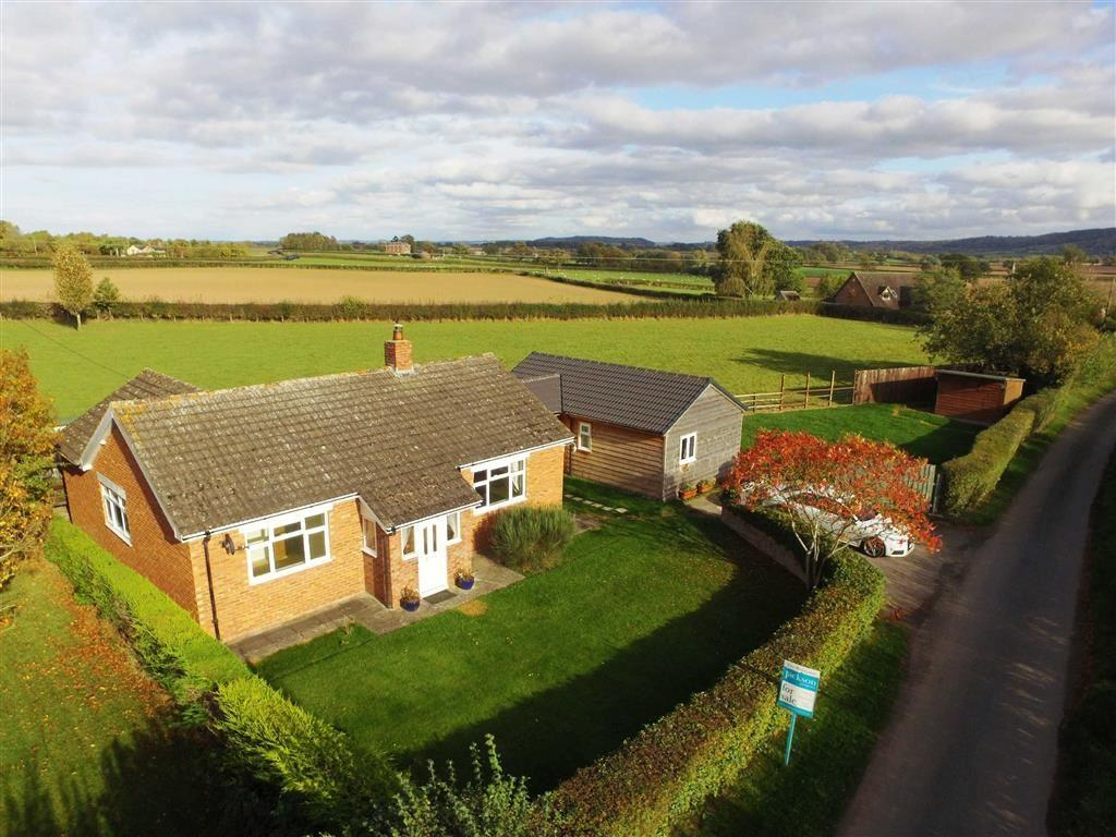 5 Bedrooms Detached Bungalow for sale in Eden, Alton Lane, Dilwyn, HR4