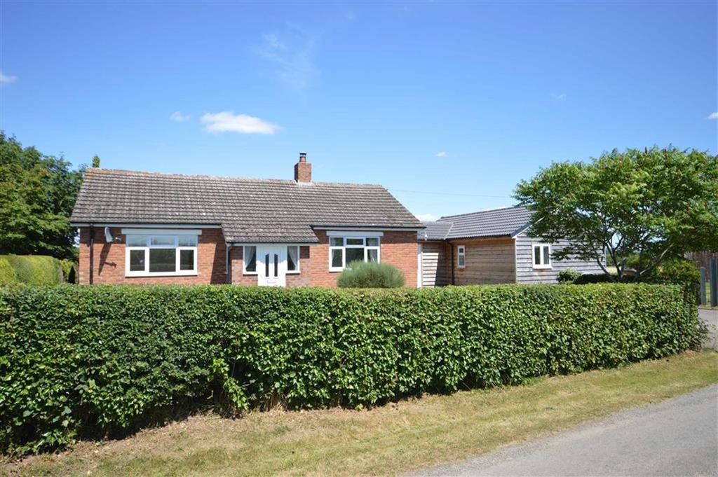 5 Bedrooms Detached Bungalow for sale in Eden, Alton Lane, Dilwyn, HR4