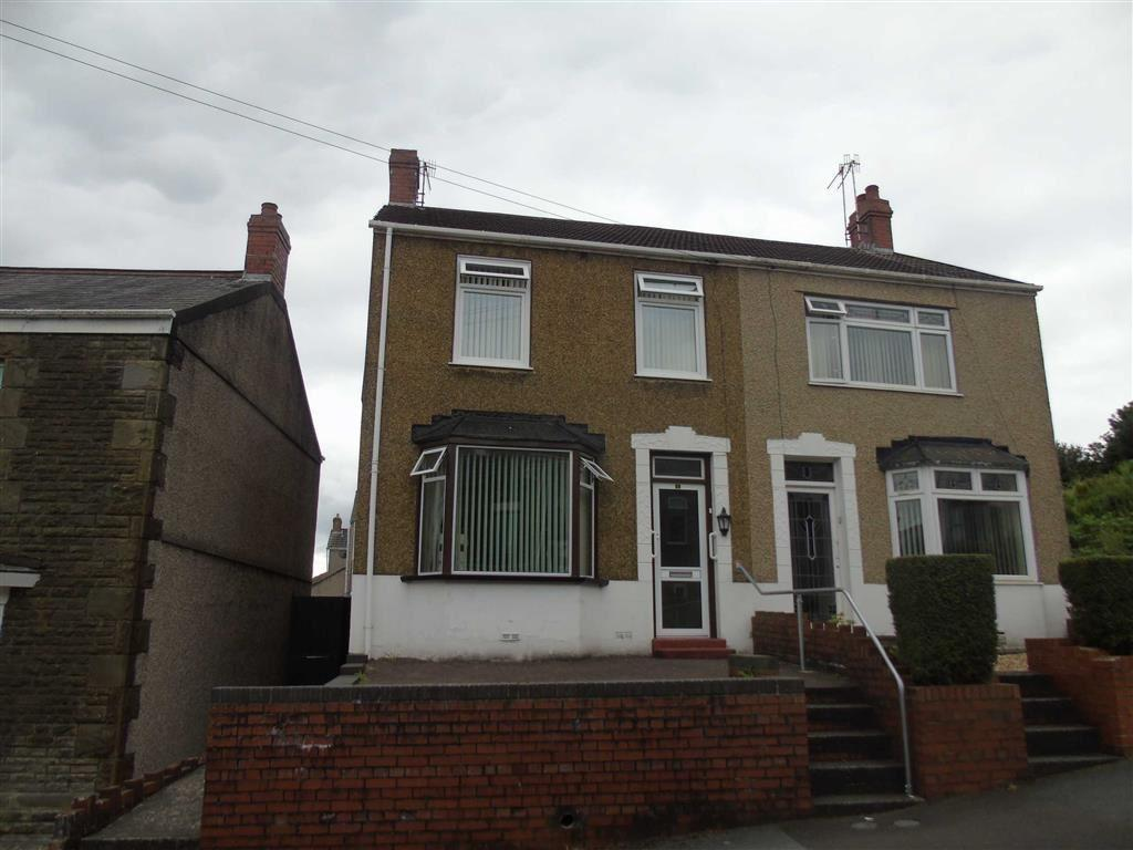 3 Bedrooms Semi Detached House for sale in Crown Street, Morriston, Swansea