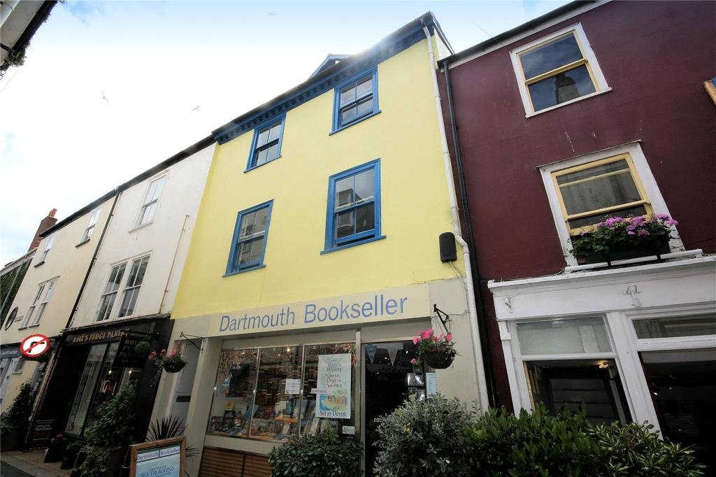 3 Bedrooms Apartment Flat for sale in Foss Street, Dartmouth, TQ6