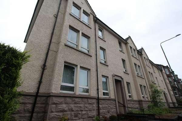 1 Bedroom Flat for sale in 8A Cardwell Road, Gourock, PA19 1UA